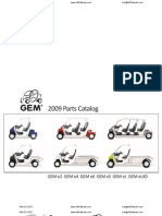 2009 Parts Catalog
