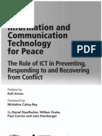 Ict4peace eBook