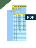 Calcular Financiamento Price