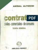 Alterini Atilio Contratos Civiles Comerciales de Consumo