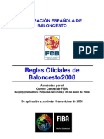 Ultimas Reglas Del Baloncesto 2008