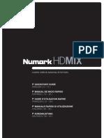 Hdmix Quickstart Guide v1.1