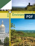 CT League of Conservation Votes 2012 Scorecard Lr