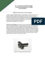 Cinco tipos de encapsulamentos de Circuitos Integrados