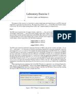 Lab1_Verilog 7 Segment