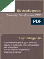 Electro Diagnosis