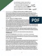 2000 Bylaws - Elkins' Working Copy