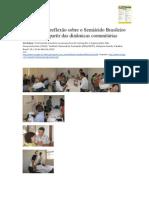 Imagens-Exercício do reflexão sobre o Semiárido Brasileiro (SAB) a partir das dinâmicas comunitárias