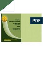 Buku Profil Kementerian PAN RB 2011