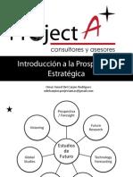 Introduccion a La Prospectiva EStrategica