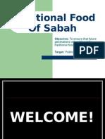 Traditional Food of Sabah