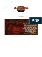 Daemon (3rd Edition)