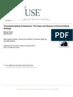 Transnationalizing Comparison