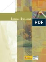 Ergonomia y discapac. ESPAÑA