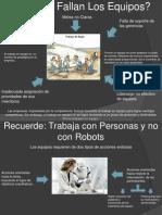 Diapositivias de Comportamiento Organizacional Espejo Del Lider