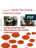Movimiento Terrorista Internacional Junio 2012