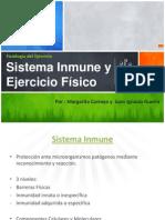 Sistema Inmune y Ejercicio Físico