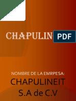 Chapulineit s.A