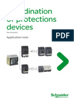 Application Note_Co-Ordination of Protection Device