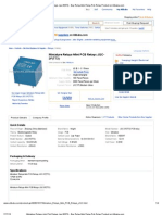 Miniature Relays-Mini Pcb Relays Jqc-3f(t73) - Buy Relay,Mini Relay,Pcb Relay Product on Alibaba
