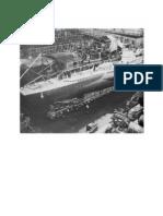 German U-Boat Type VII Anatomy