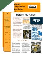 CamperForce Newsletter July 2012