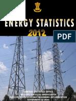 Energy Statistics 2012 28mar