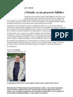Entrevista Arnaldo Otegi - La Jornada