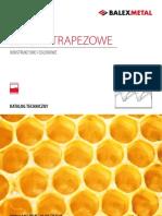 Blachy Trapezowe Katalog Techniczny