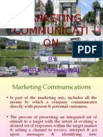 Fundamentals of Marketing Communication