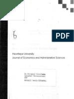 Homo Economicus Tipolojisinin Reddi Karl Polanyi ve Thorstein Veblen'in İktisada Bakış Açıları
