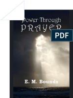 Power Through Prayer Edward m Bounds