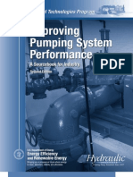 Improving Pumping System Performance