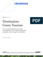 Destination-Green Tourism