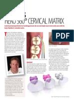 PPD July Top Tip - Cervical Matrix