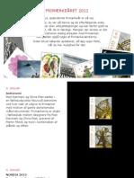 Version 4 Frimærkeprogram 2012