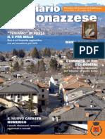 Caldonazzo, notiziario comunale luglio 2012