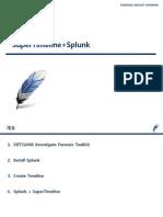 INSIGHT SuperTimeline+Splunk