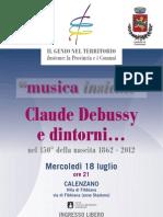 """""""Musica Insieme"""" - 18-7-2012  CALENZANO - Villa di Fibbiana"""