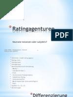 Ratingagenturen PDF