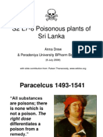 S2 L7-8 Poisonous Plants of Sri Lanka Batch Edited