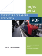 Future for Labour Education