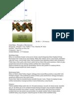 Resensi Principles of Biochemisty