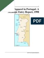 Apparel in Portugal