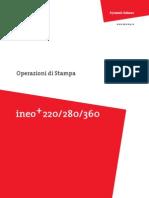 Ineo Plus 220 280 360 Print Operations It 3-1-1