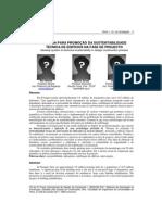 Artigo - Sustentabilidade Portugal