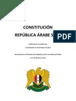 Constitucion Siria