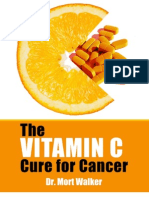 Vitamin C And Cancer - The Real Story | Vitamin C | Cancer