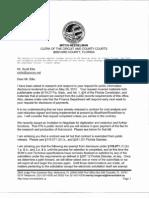 BlueWare FS119 Request Response - Ellis