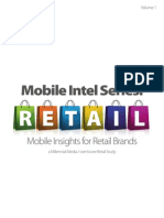 Mobile  Data on  Retail  Industry
